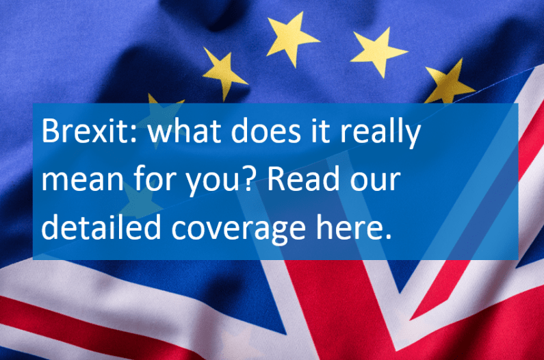 Brexit: what does it really mean for you?