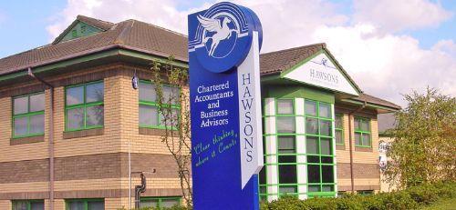Hawsons Chartered Accountants Northampton office