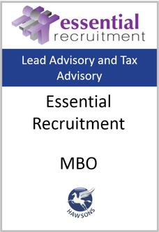MBO essential recruitment