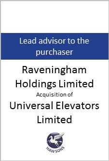Raveningham Holdings Limited