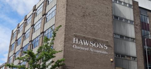 Hawsons Chartered Accountants Sheffield office