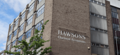 Hawsons Chartered Accountants Sheffield office