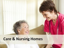 Accountants for care homes