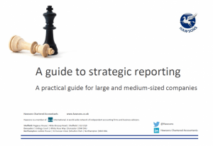 A guide to strategic reporting