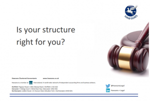 Is your structure right for your law firm?