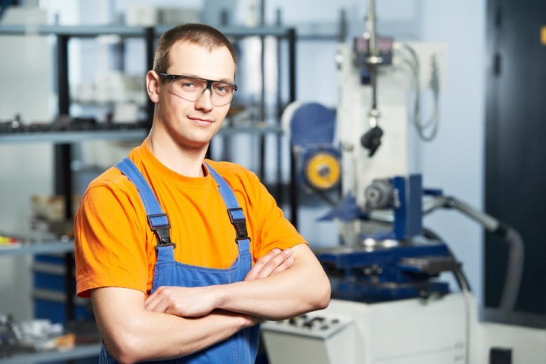 Manufacturing skills shortage: retaining key employees