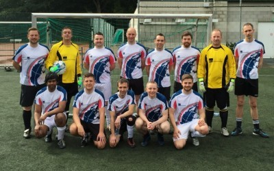 Hawsons' partners set for football on the international stage