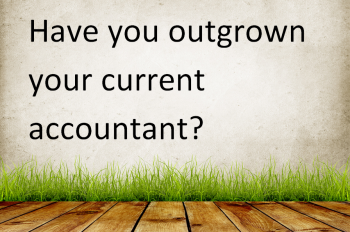 Outgrow your current account