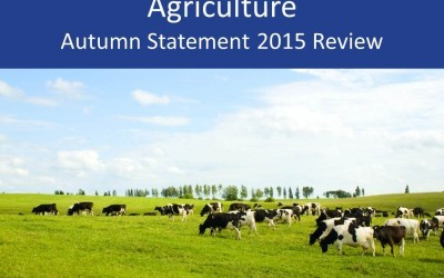 Agriculture Autumn Statement 2015 review