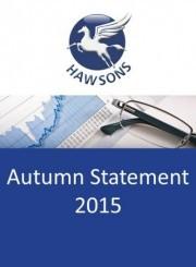 Autumn Statement 2015