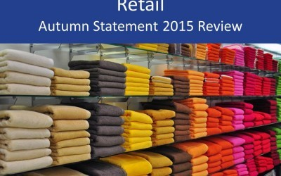 Retail Autumn Statement 2015 review