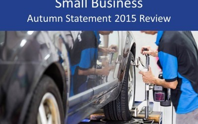 Small business Autumn Statement 2015 review