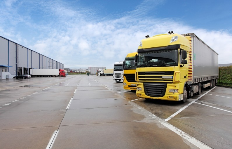 Is the future with self-driving trucks?