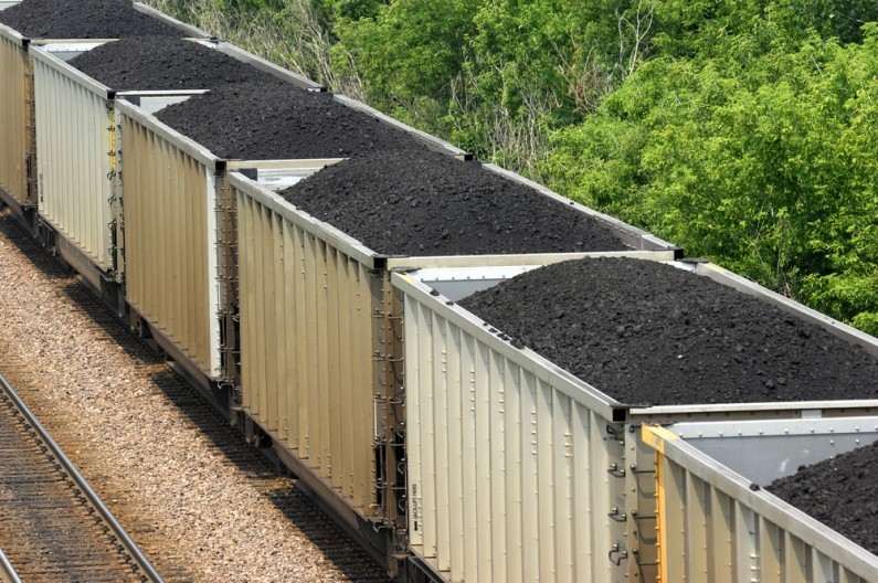 Coal-burning plants closures impact on logistics