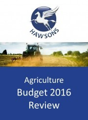 Agriculture Budget review