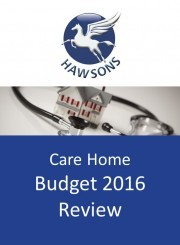 Care Home Budget review