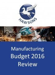 Manufacturing Budget review