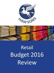 Retail Budget review