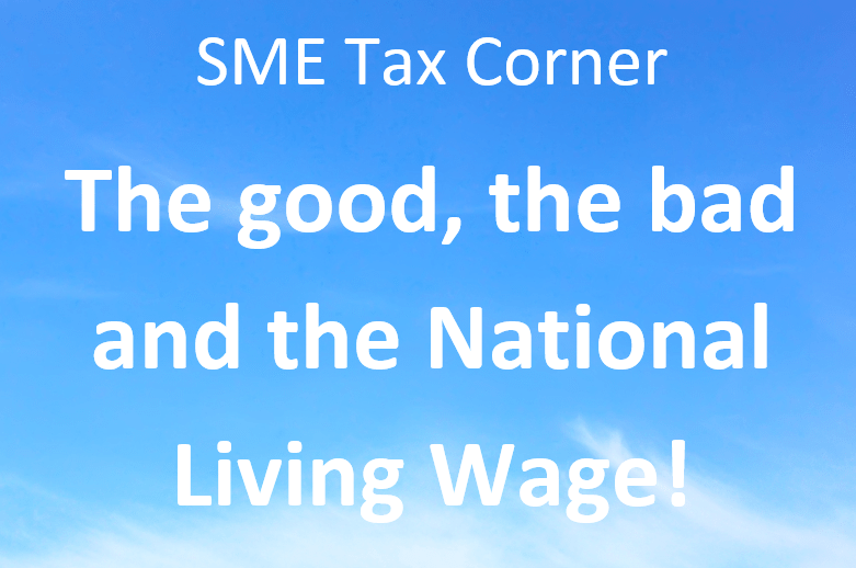 SMe tax corner