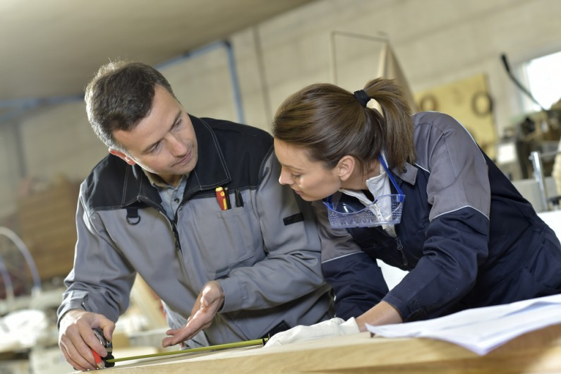 Apprenticeship levy examples