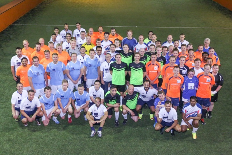 Hawsons' partners take part in international football tournament