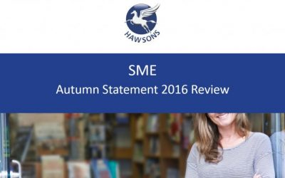 SME Autumn Statement 2016 review