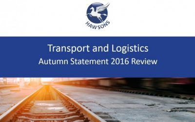 Transport and Logistics Autumn Statement 2016 review