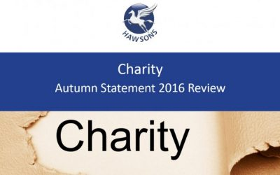 Charity Autumn Statement 2016 review