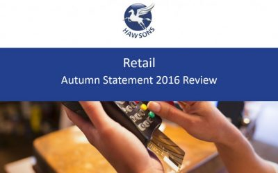 Retail Autumn Statement 2016 review