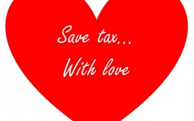 Canny romantics: The tax benefits of getting married