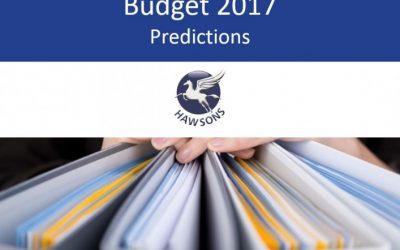 Spring Budget 2017: Predictions