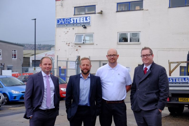 Hawsons Advise in £1.2 Million MBO at Daver Steels