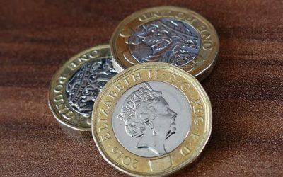 Pound Drops Below $1.30 as June Retail Sales Fall