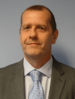 Russ Pagdin is a business services manager at Hawsons