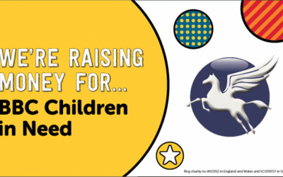 Hawsons will be Baking and Biking for Children In Need