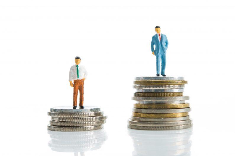 Tax gap remains low
