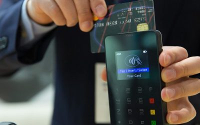 50% of all debit card payments are now contactless