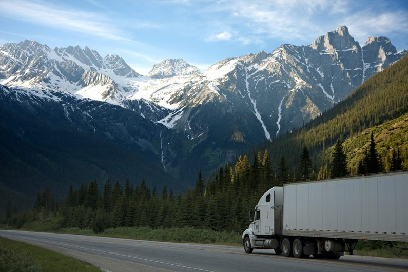 Government invest £1 million to improve haulage sector