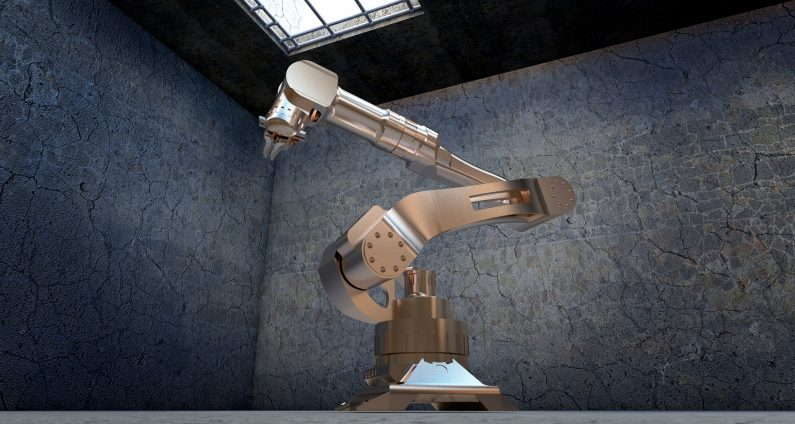 Is the UK falling behind in developing automation and robotics?