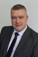 Paul Hutchings Audit Manager