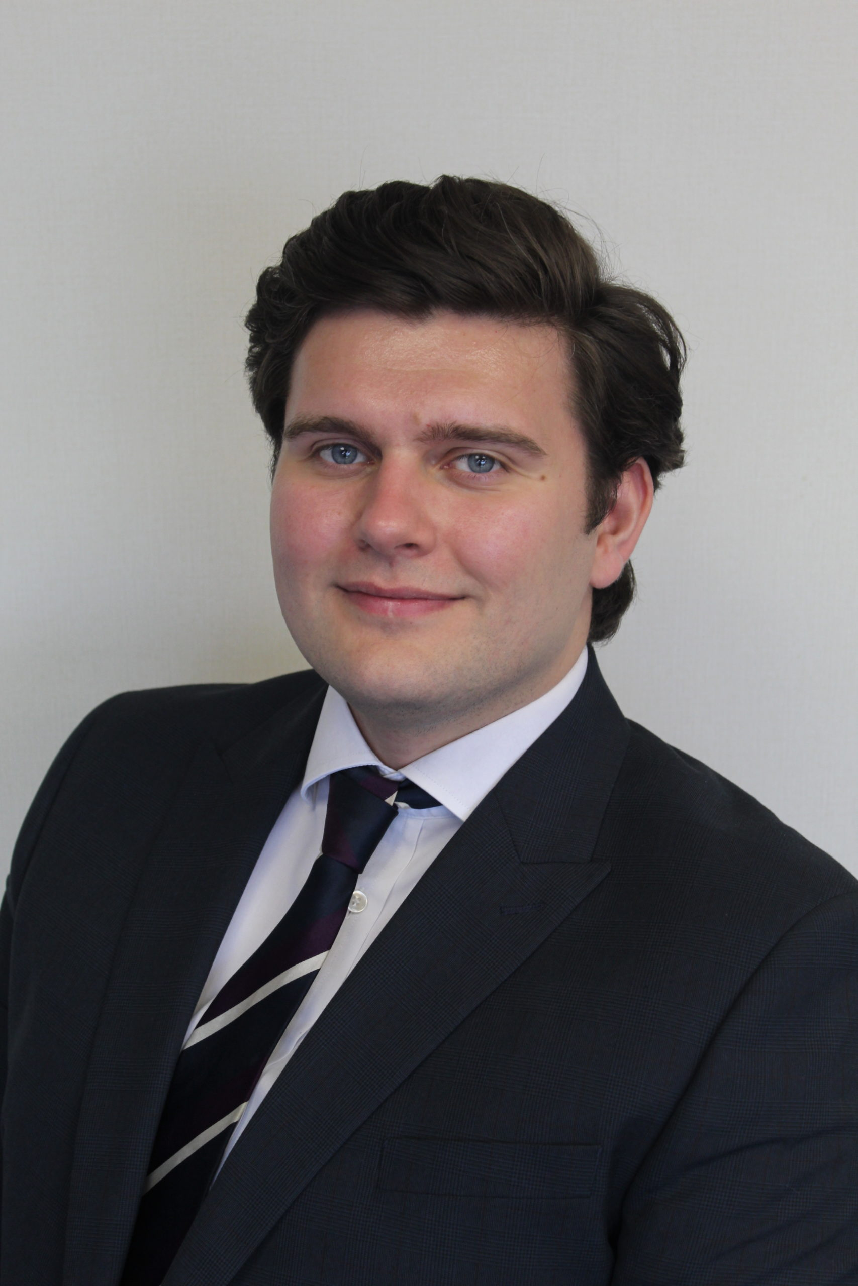 Ben Lomas, Audit Manager