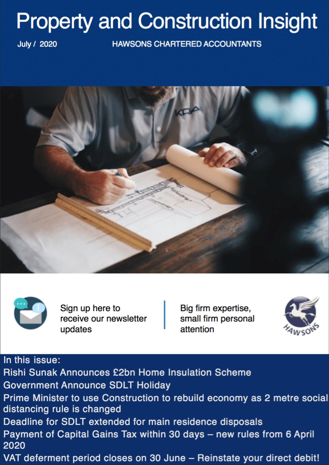 Property & Construction Newsletter