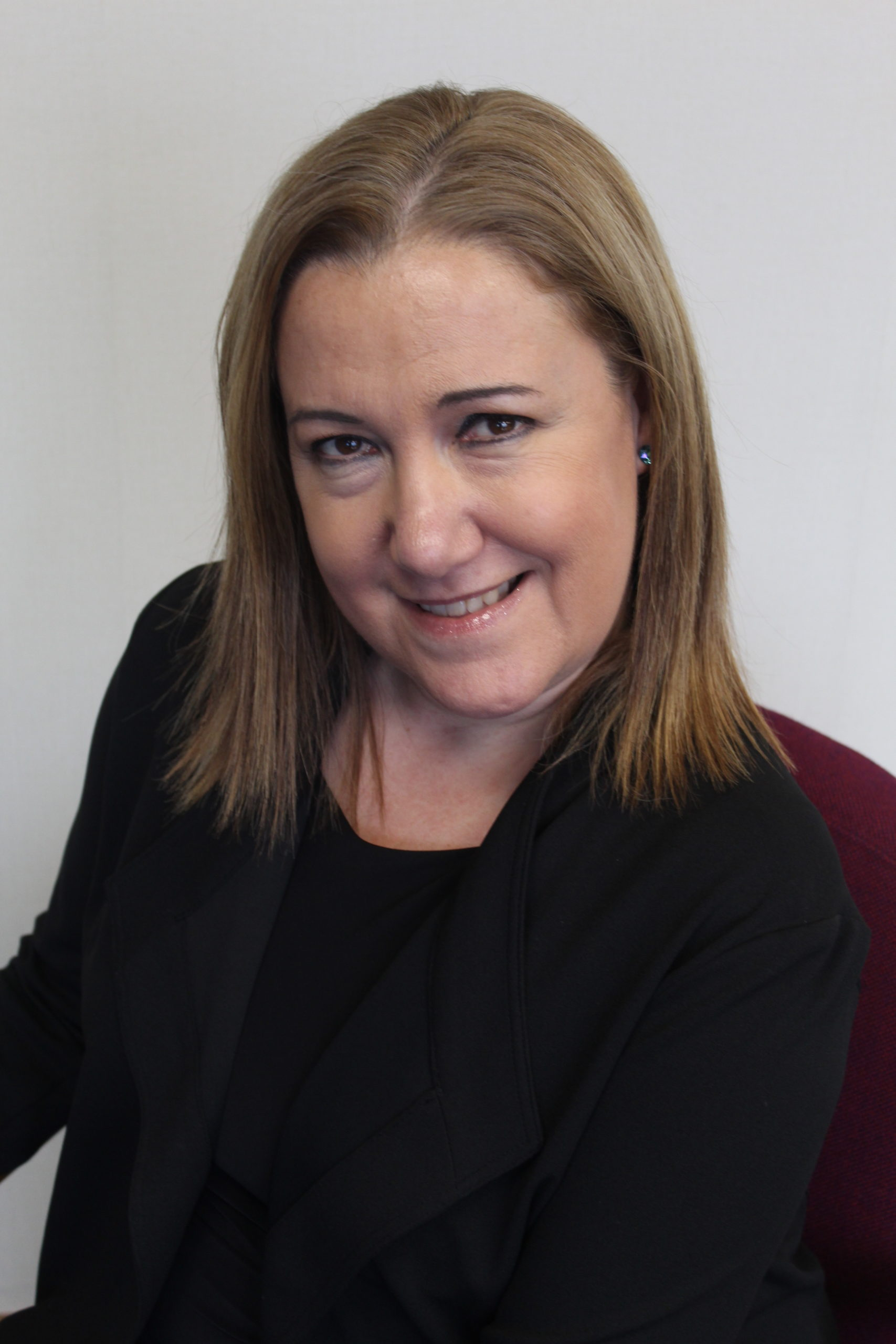 Sarah Johnson, Business services manager