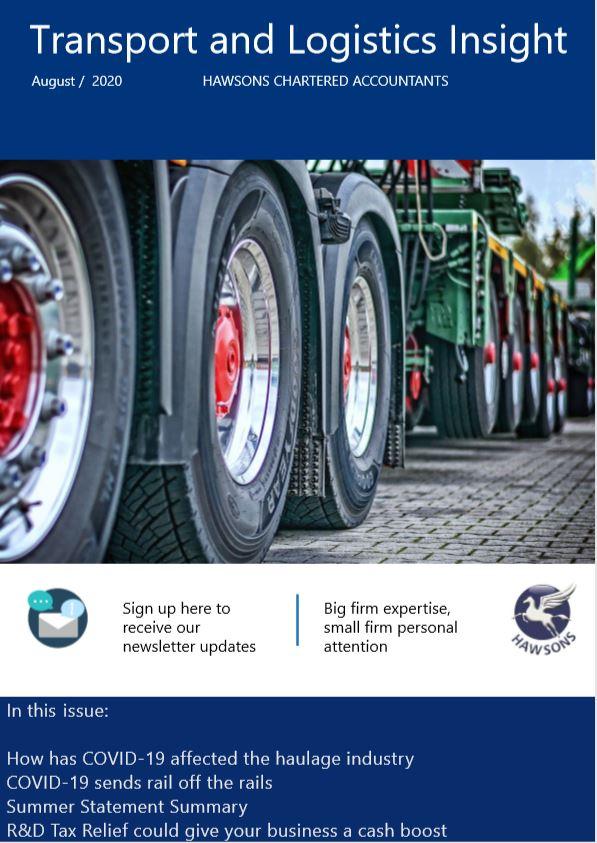 Transport and Logistics Newsletter