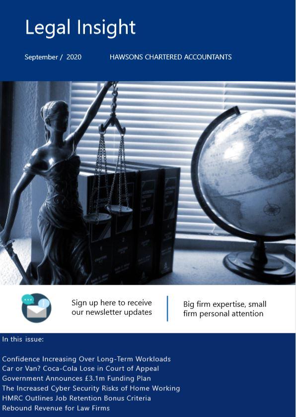 Legal Newsletter September 2020