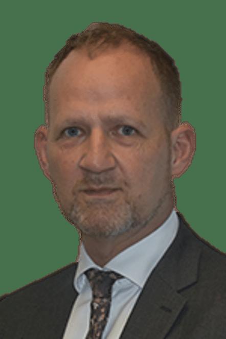 Richard Burkimsher, Partner, Hawsons Northampton