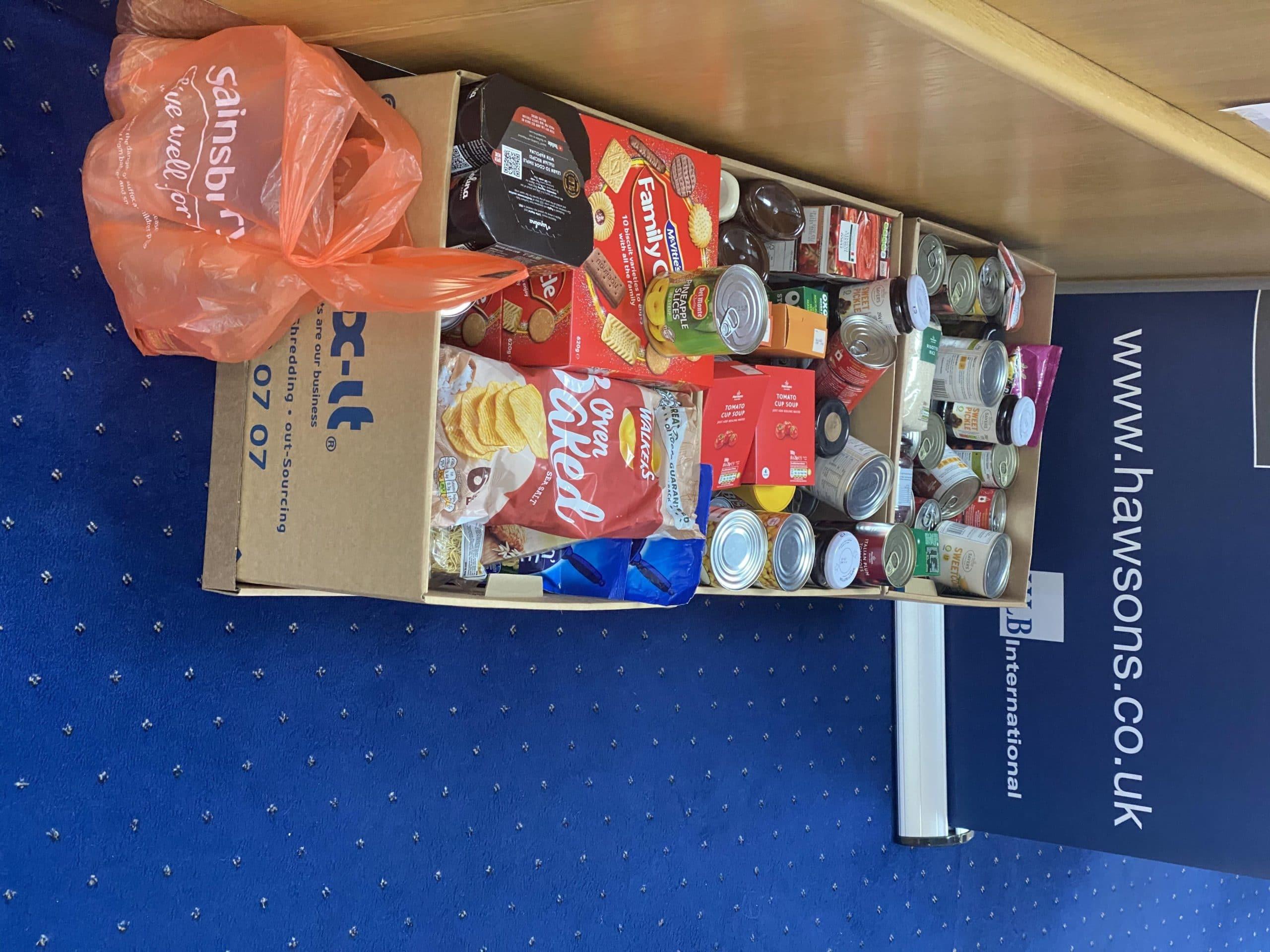 Northampton Food bank