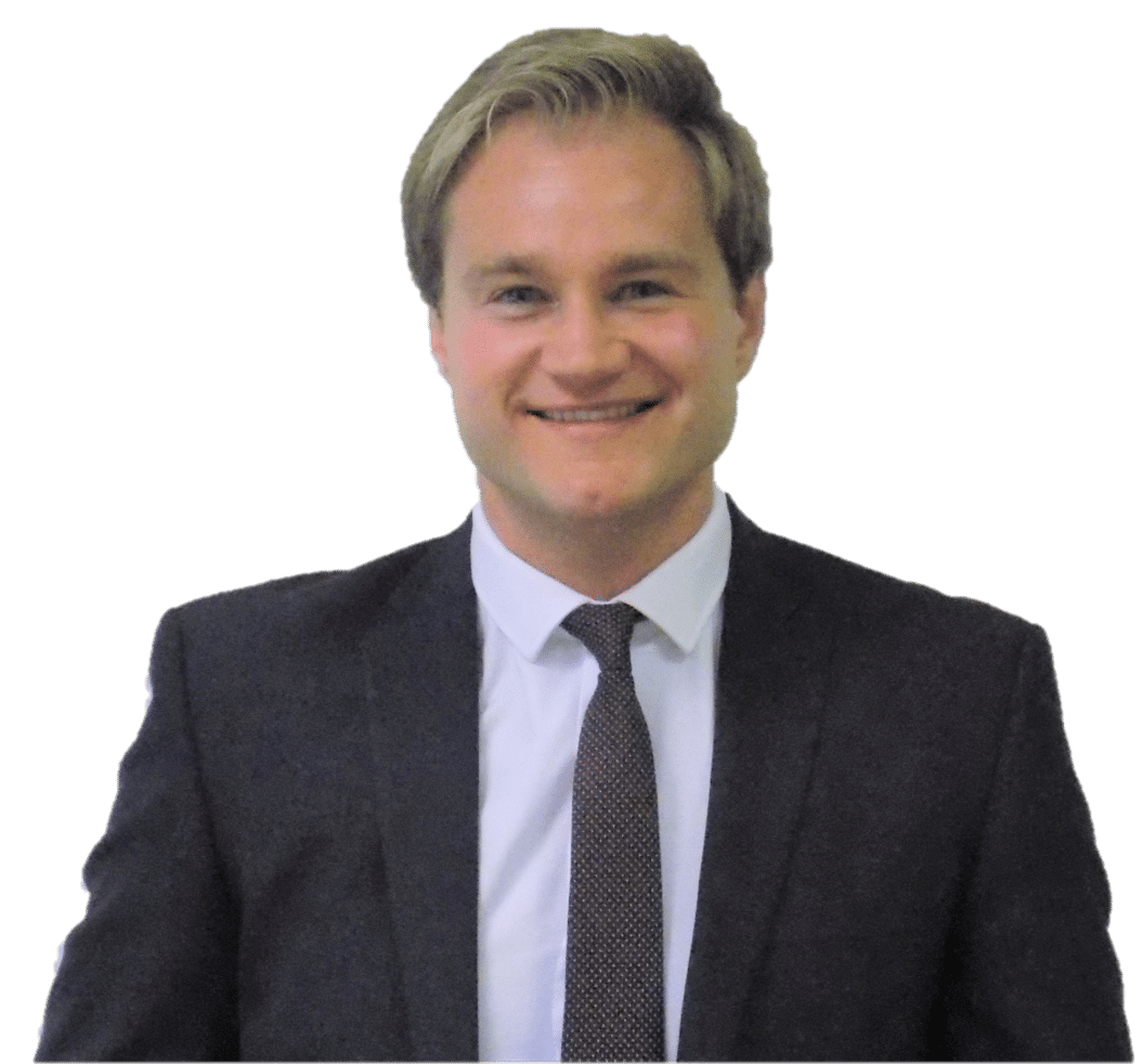 James Robinson, Corporate Services Manager, Hawsons Northampton