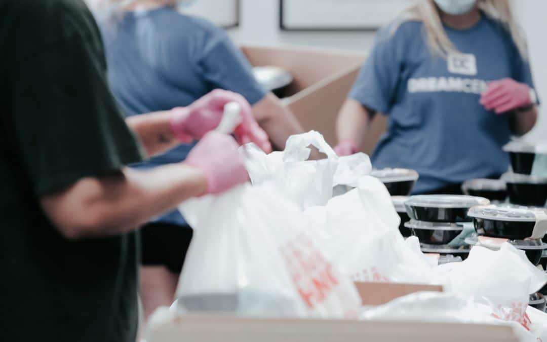 small charities struggling
