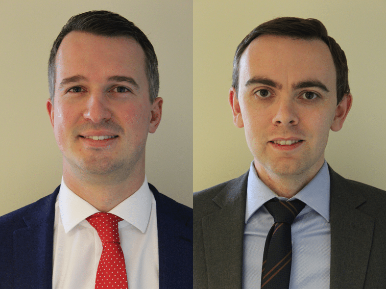 Two Promotions at Hawsons Doncaster office